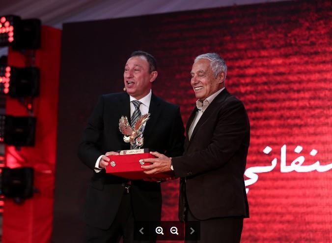 فلسطينيون لعبوا للأهلي والزمالك