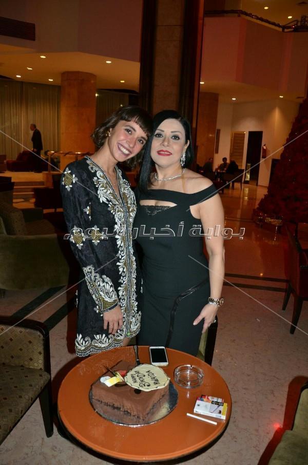 هاني البحيري وفادية عبدالغني يحتفلان بإطلاق «cairo pioneers lions»