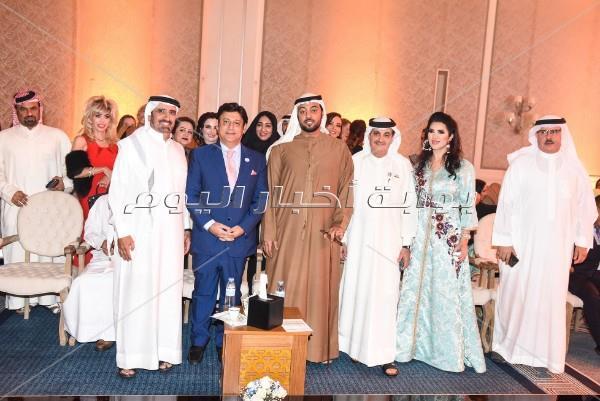 بحضور الديفا والبارودي.. القفطان المغربي يتألق في دبي بليلة أسطورية