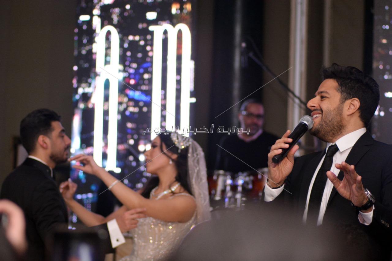 النجم محمد حماقي