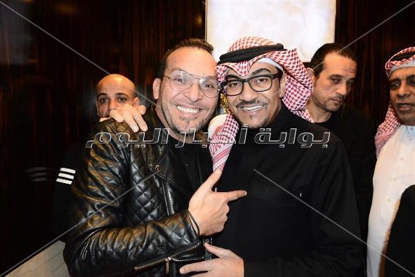 وعد السعودية ودينا وشيبة يشعلون حفل «هلا بالخليج»