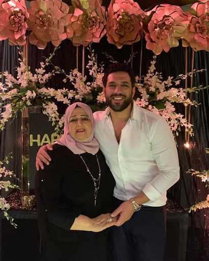 نجوم الفن يحتفلون بعيد ميلاد حسن الرداد