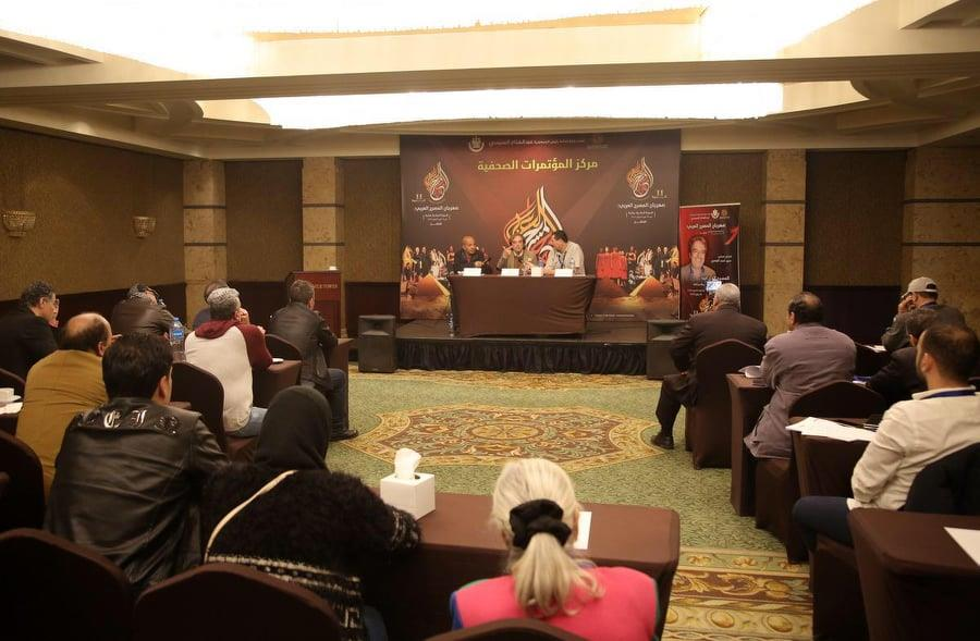 """النافذة """" الأردني  المشارك في المهرجان العربي .. مجد القصص :"""