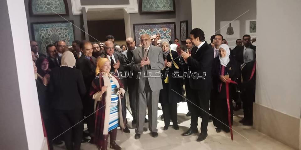افتتاح معرض «قناة السويس على مر العصور» بمتحف الفن الإسلامي