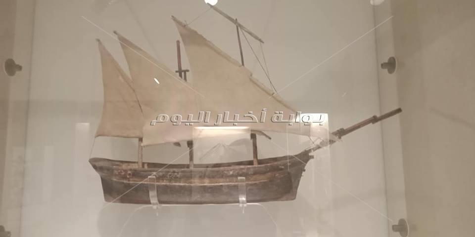 الصور الأولى لمقتنيات معرض «قناة السويس على مر العصور»