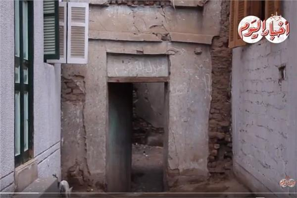 منزل الزعيم جمال عبد الناصر