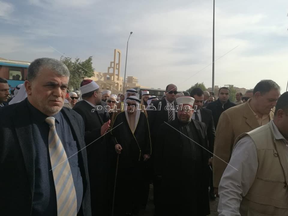 مؤتمر الشئون الإسلامية لافتتاح أكاديمية الأوقاف