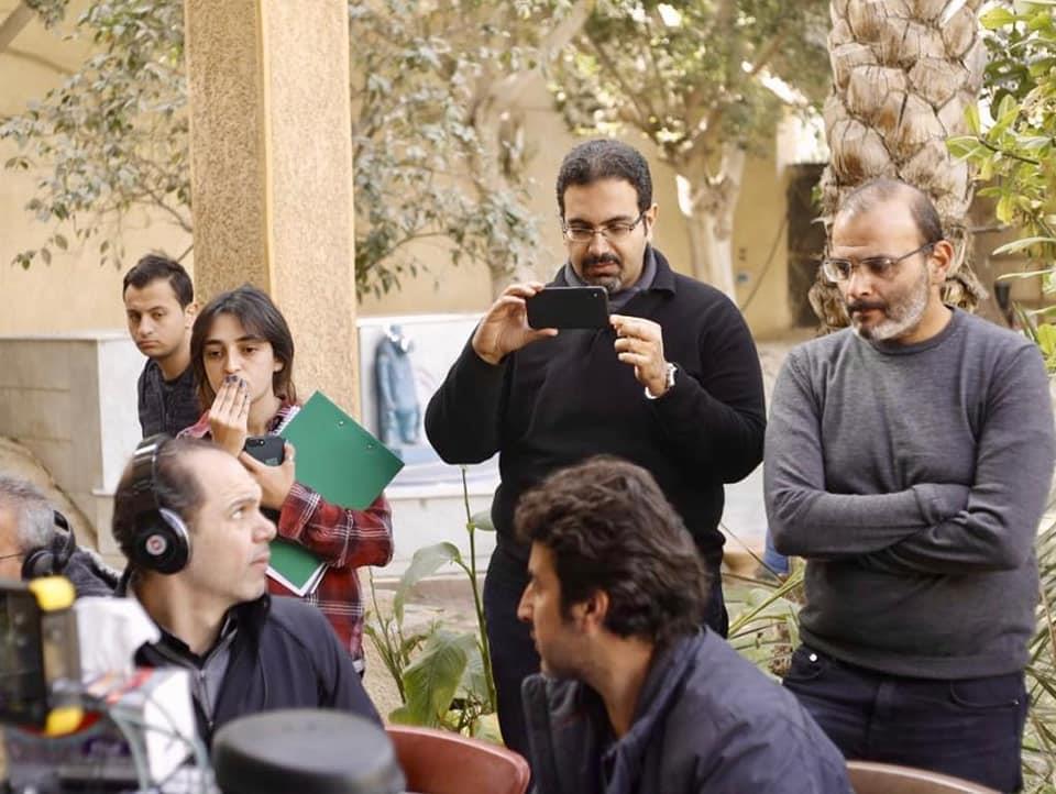 """عادل إمام ودلال عبدالعزيز يبدأن تصوير """"فلانتينو"""""""