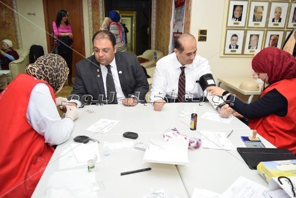 الروتاري يشارك في حملة «100 مليون صحة»