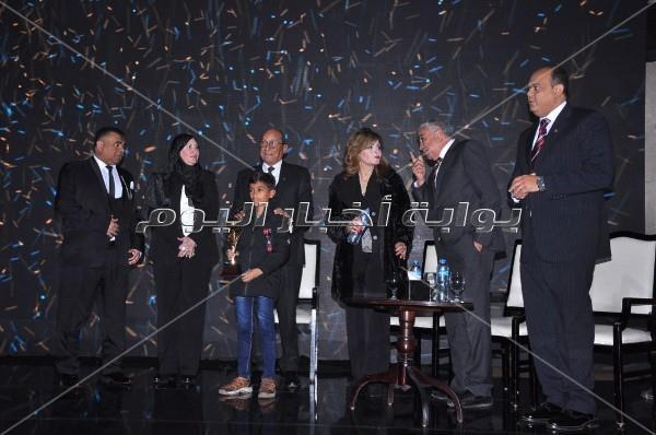 تكريم داليا البحيري ومجد القاسم وميرنا وليد بملتقى «بصمة إبداع»