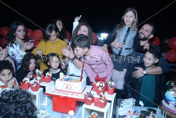 الإعلامية جيسي العاصي تحتفل بعيد ميلاد نجلها «عمر»