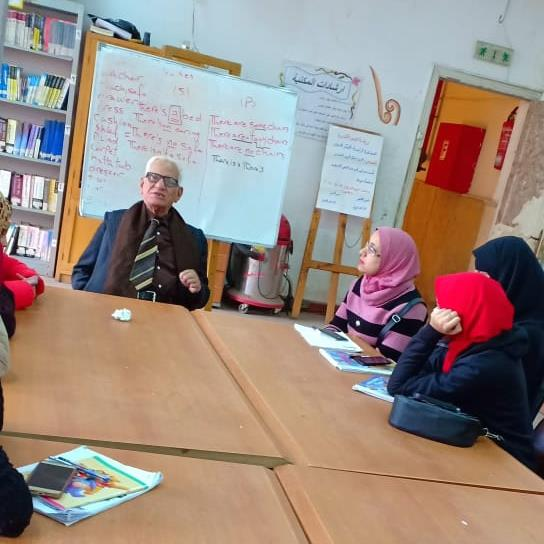 فعاليات وأنشطة ثقافية بثقافة دمياط