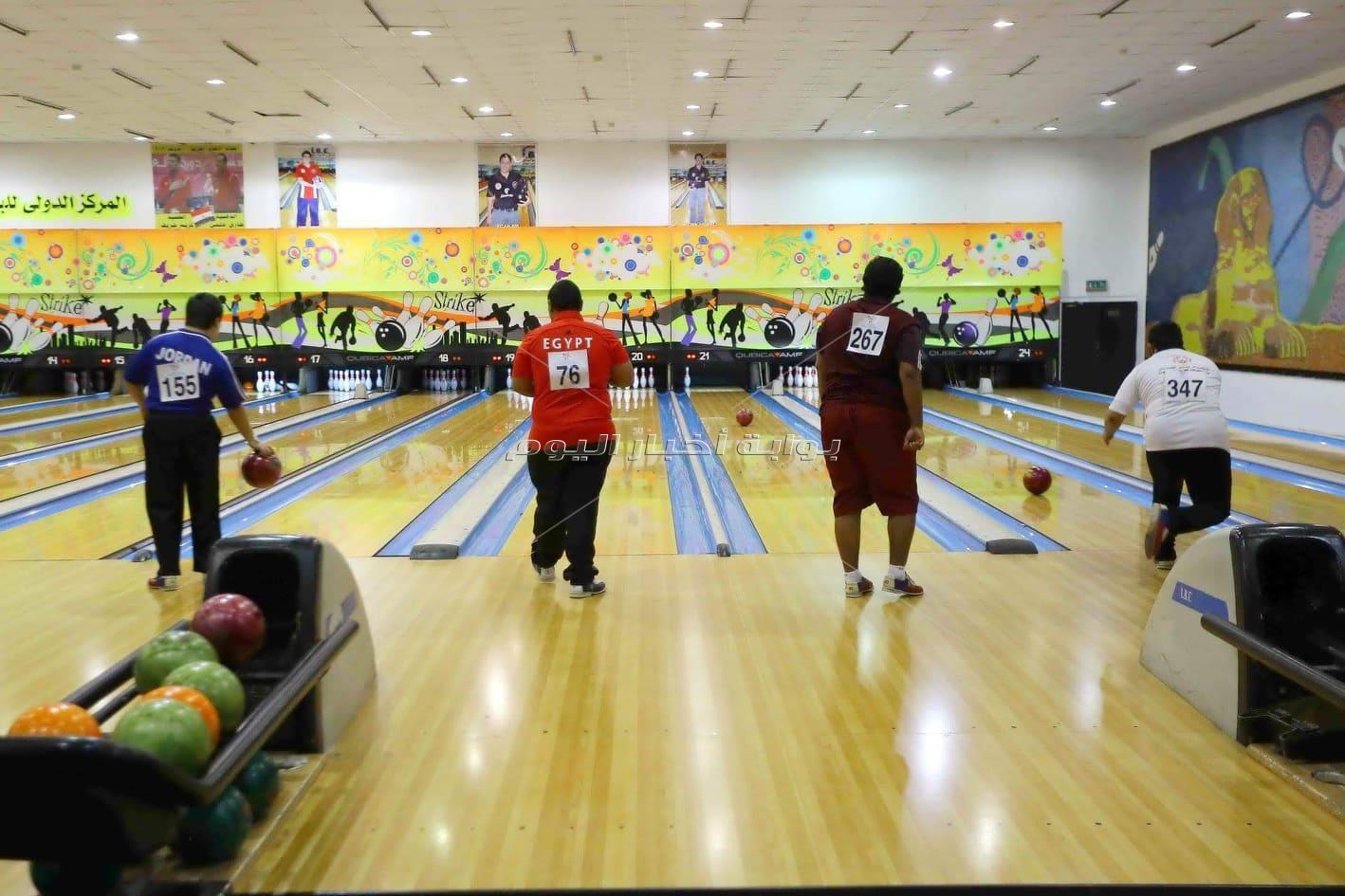 مصر و10 دولة يشاركون في البولينج بالألعاب العالمية للأولمبياد الخاص
