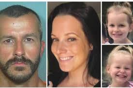قتل زوجته الحامل وابنتيه