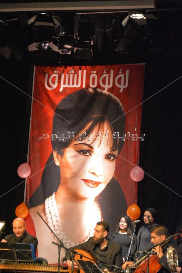 شهيرة ورجاء حسين تشاركان بـ«احتفالية شادية»