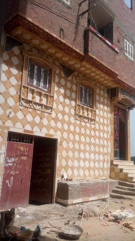 منازل الغربية