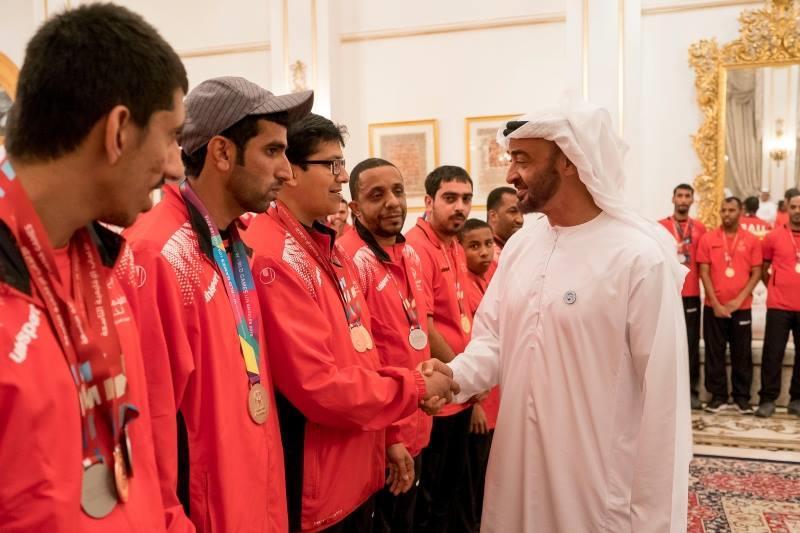 الأولمبياد الخاص أكبر حدث رياضي إستثنائي