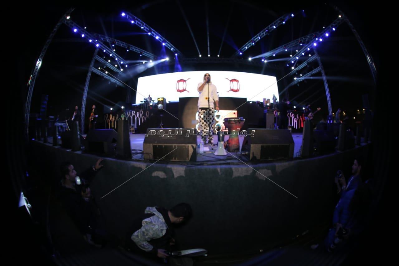 شارموفرز تحتفل بإطلاق «انفصام» في المنارة