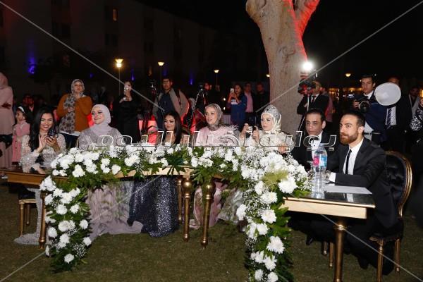 تكريم إنجي علاء ومنى ممدوح بحفل ختام «ملكة جمال المحجبات»