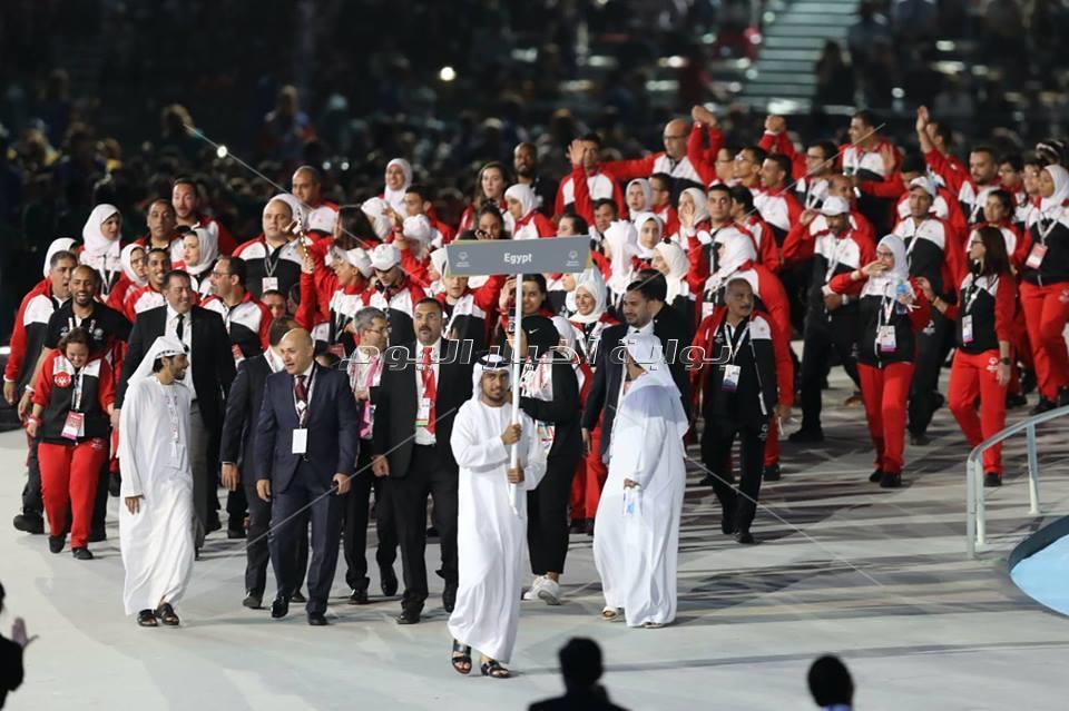 افتتاح الألعاب العالمية للأولمبياد الخاص أبوظبي 2019