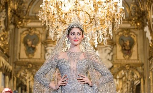 المهرجان الأسباني العربي للموضة Spanish Arab fashion