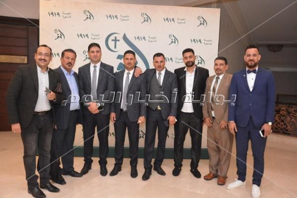 وزراء ورجال دولة يحتفلون بمئوية حزب الوفد