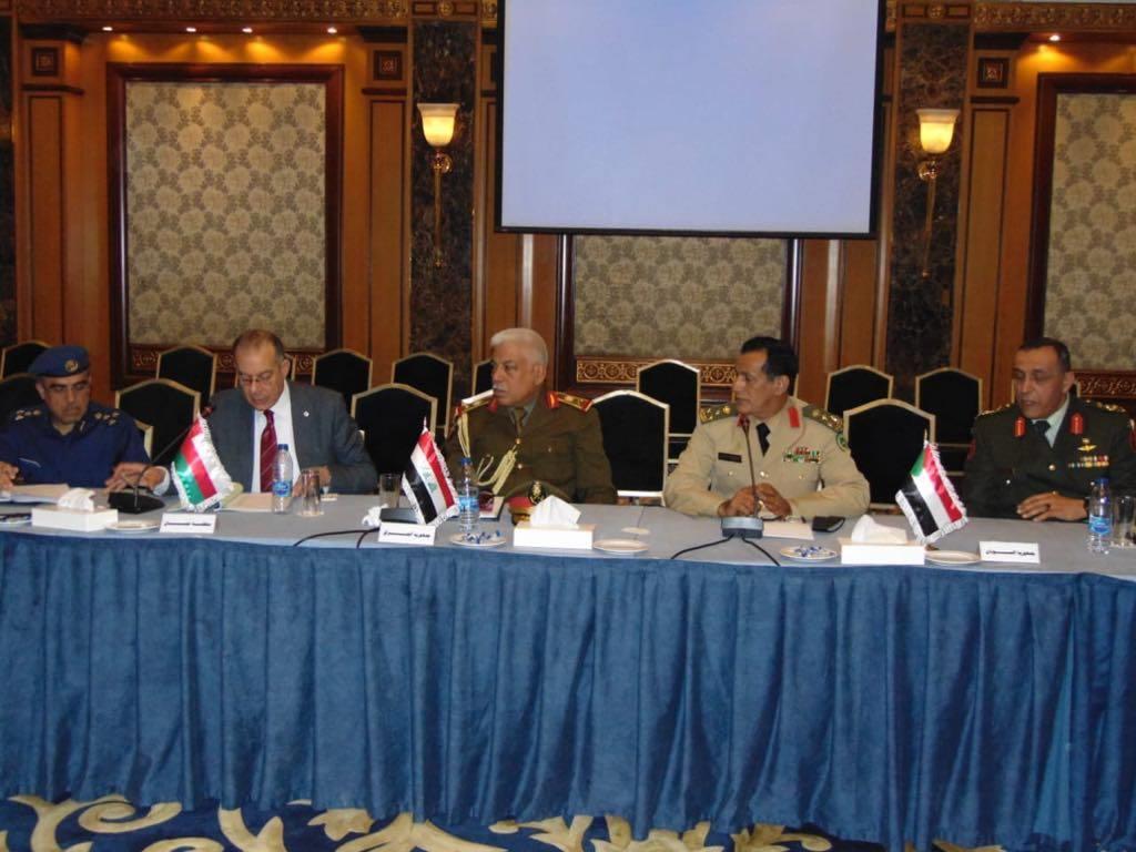عمومية العربي للرياضة العسكرية