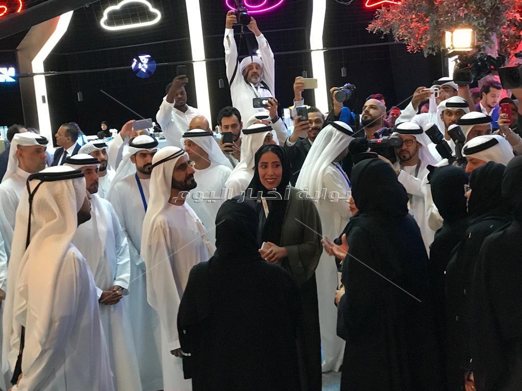 محمد بن راشد يفتتح الدورة السابعة عشرة  لمنتدى الإعلام العربي