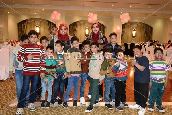 رحاب صالح تُحيي «حفل الأيتام» بـ«كونكورد السلام»