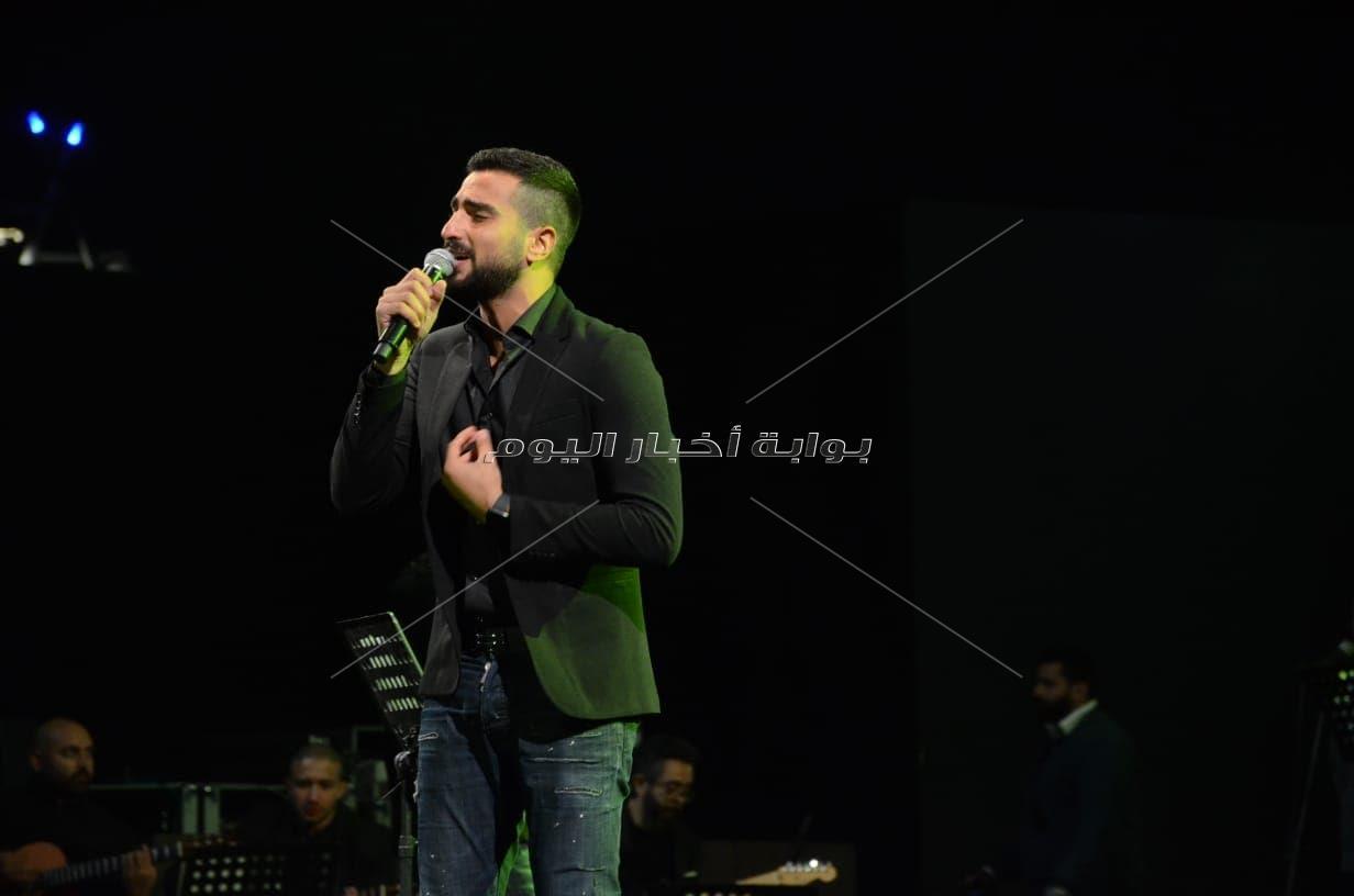 داليا البحيري تشارك جمهور الشرنوبي الاحتفال بالبومه الجديد في كايرو فيستفال