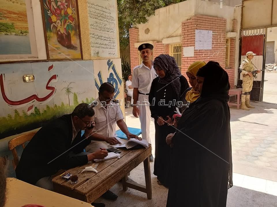 الشرطة فى خدمة الناخبين