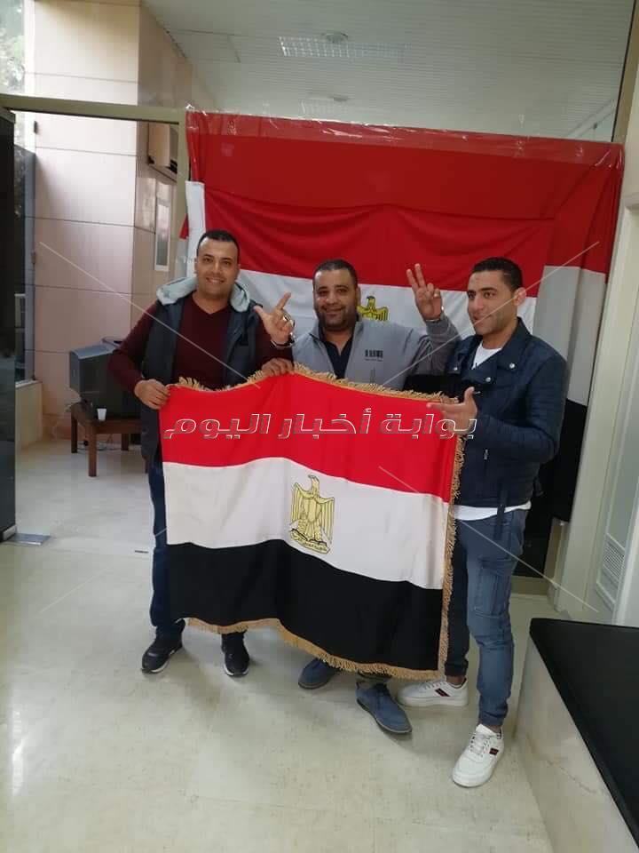 الجالية المصرية ببيروت