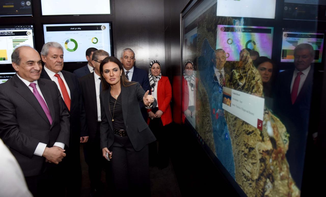 مصر وقبرص تتفقان على زيادة الاستثمارات المشتركة وتشجيع وفود الاعمال