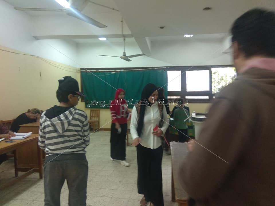 لجنة مدرسة التوفيقية بشبرا