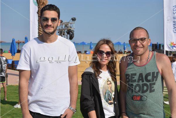 حفلات ضخمة لـ«الحريري» في العين «السخنة» بتوقيع العسيلي وفيدو ومارسيلو