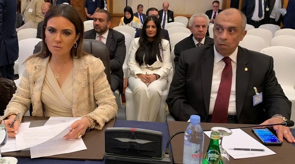 الجلسة الافتتاحية للاجتماعات السنوية للمؤسسات والهيئات المالية العربية والمنعقدة فى الكويت