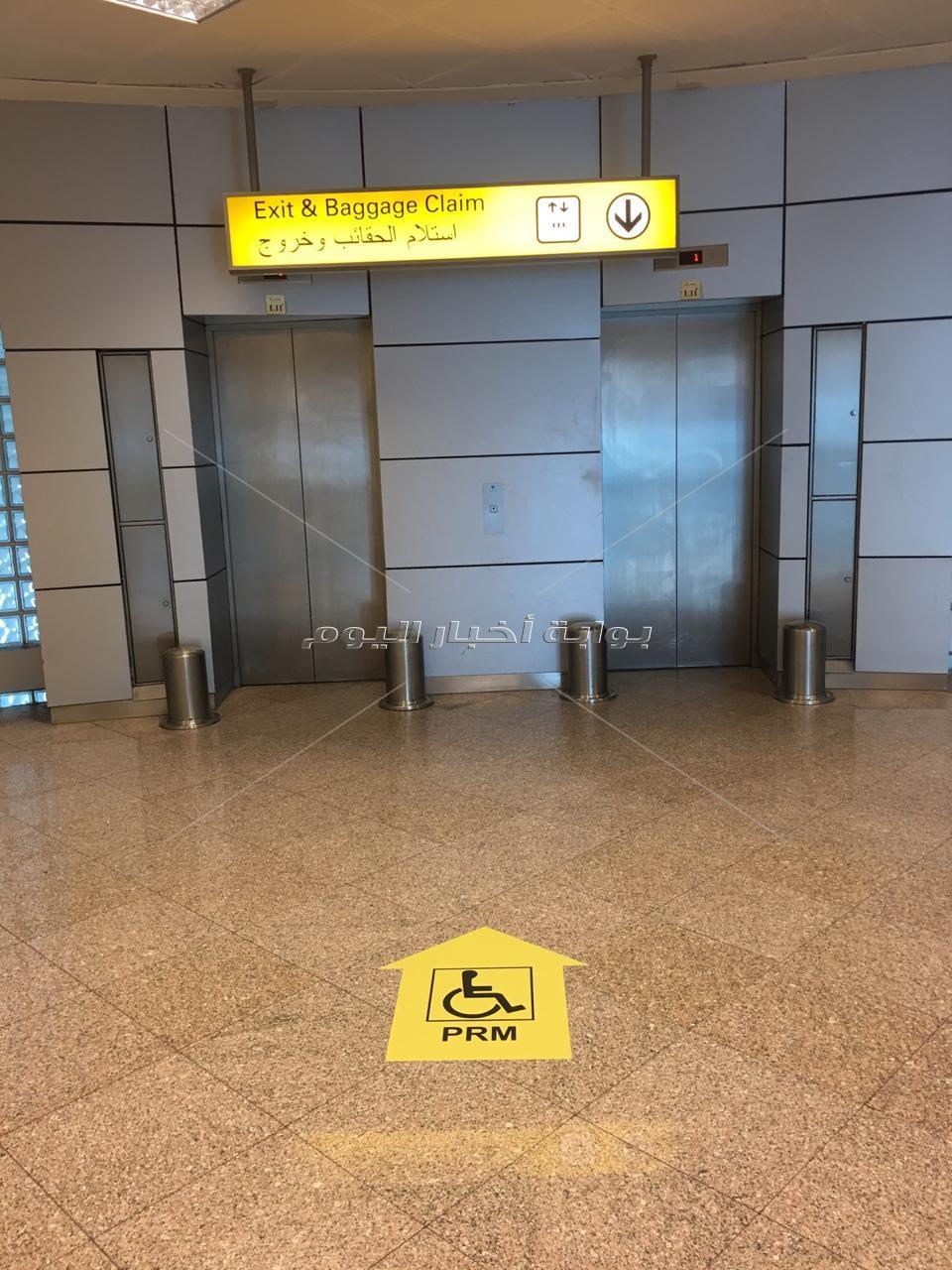 خدمة جديدة من مصر للطيران لذوي الإحتياجات الخاصة على الرحلات الداخلية