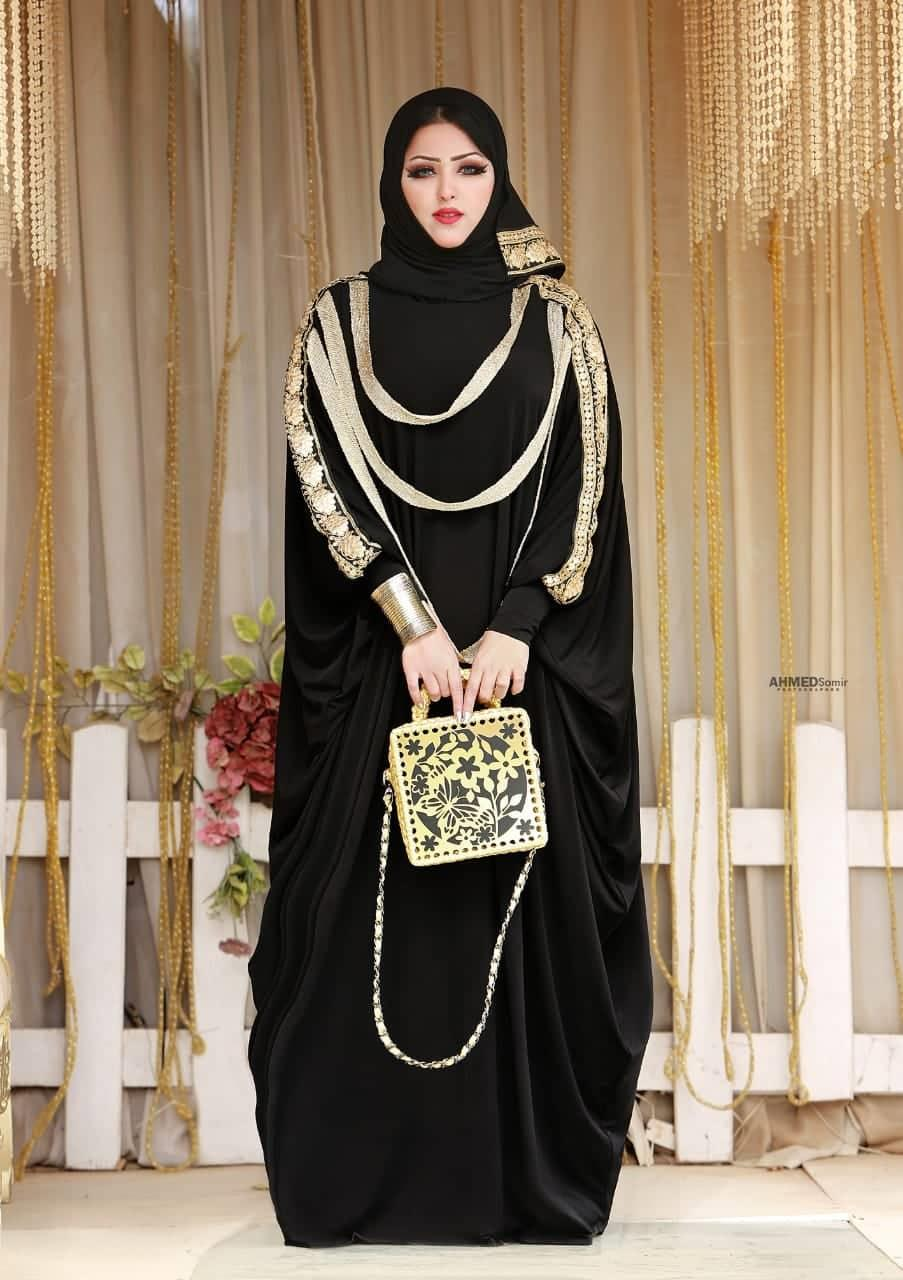 عبايات وملابس واسعة لشهر رمضان