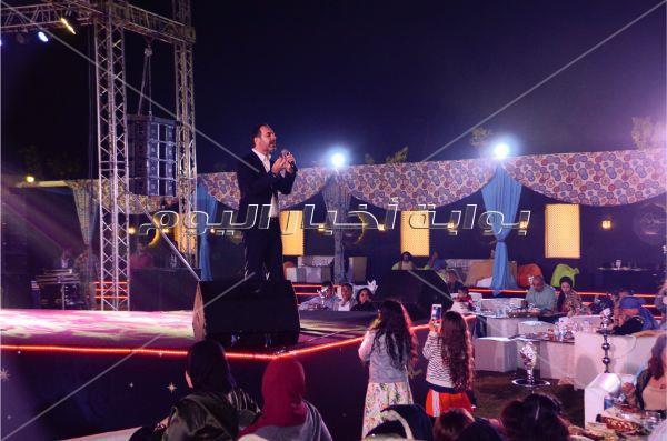 وائل جسار يُشعل خيمة «سهراية» بحضور شاهين ورنا سماحة