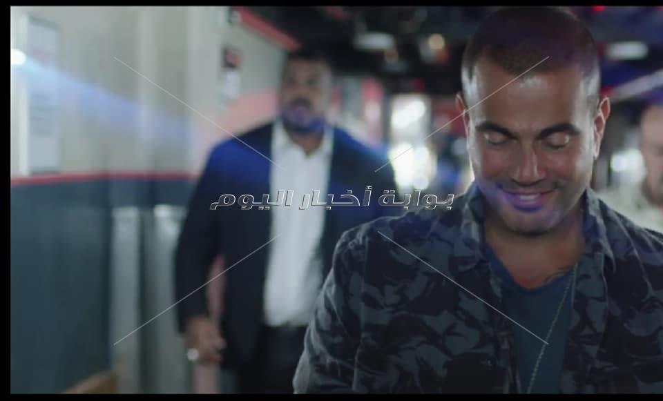 عبدالله تايسون « بودي جارد المشاهير»: عمرو دياب وش الخير عليا
