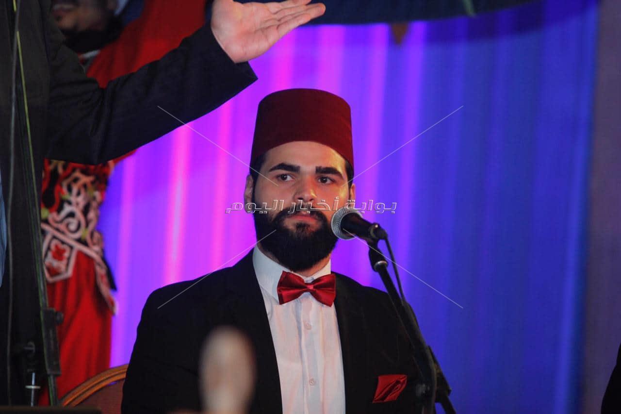 """فرقة """"أبو شعر"""" تتألق بحفلها بدار الأوبرا المصرية"""