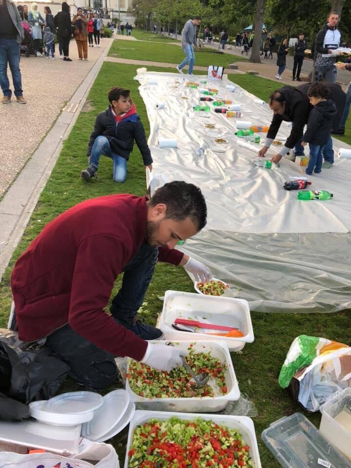 حكايات| إيفل يفطر البط البلدي والمحاشي في رمضان