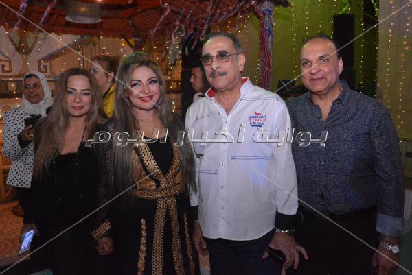 الإعلامية شذا شعبان تحتفل بعيد ميلاد أبنائها بحضور الفنانين
