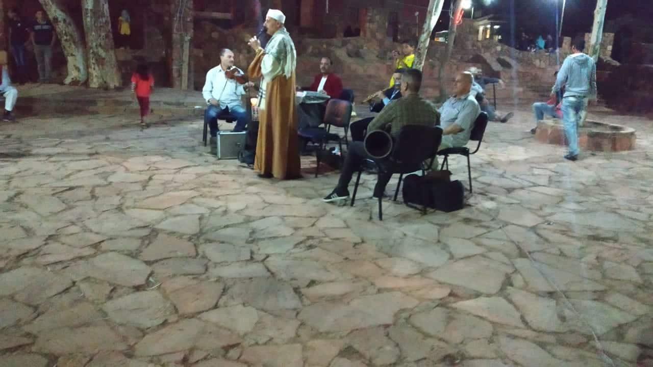 شرم الشيخ للموسيقى العربية تحيى الليلة الرابعة ليالى جنوب سيناء الرمضانية