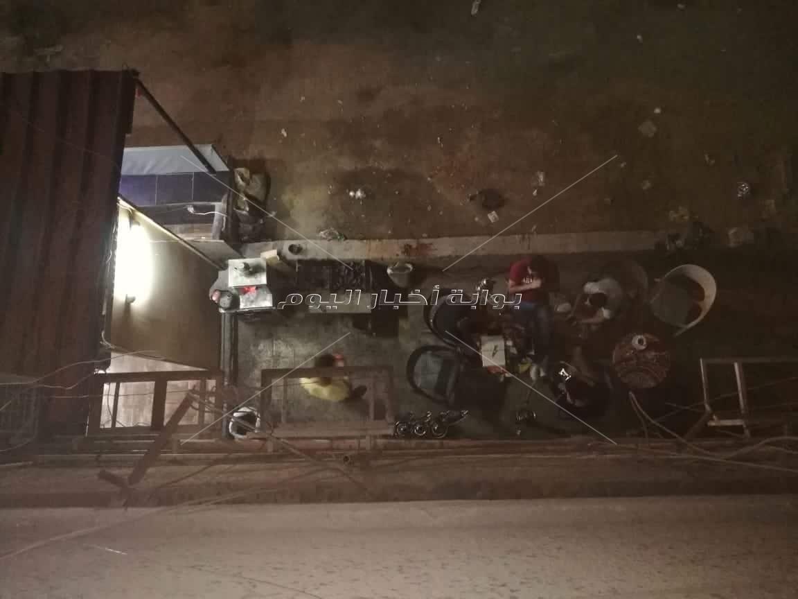 3 محال بدون ترخيص تؤرق سكان شارع النصر