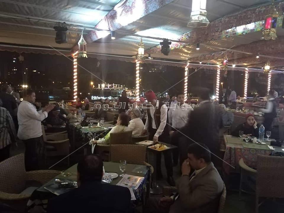 """جمعية """"أطفال السجينات"""" تنظم حفل إفطار للغارمات بحضور """"نصير"""" و""""ناعوت"""""""