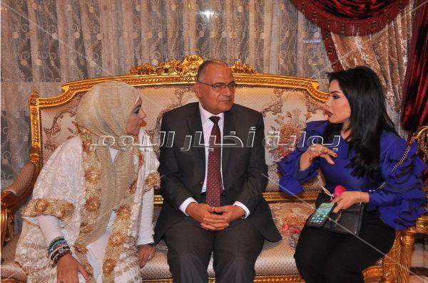 سوزان نجم الدين وبوسي شلبي تشاركن في سحور «محمود عزب»