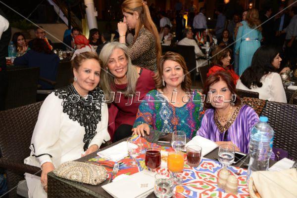 """حفل سحور"""" جمعية الصداقة المصرية اللبنانية لرجال الاعمال"""""""