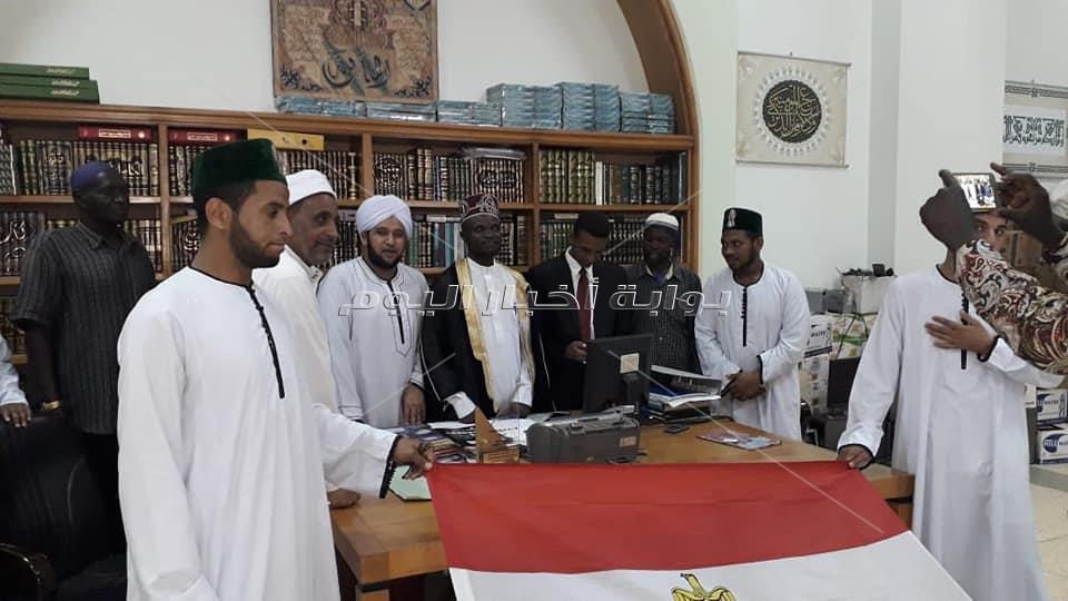وزارة الثقافة تحتفل مع الشعب الاوغندي بشهر رمضان
