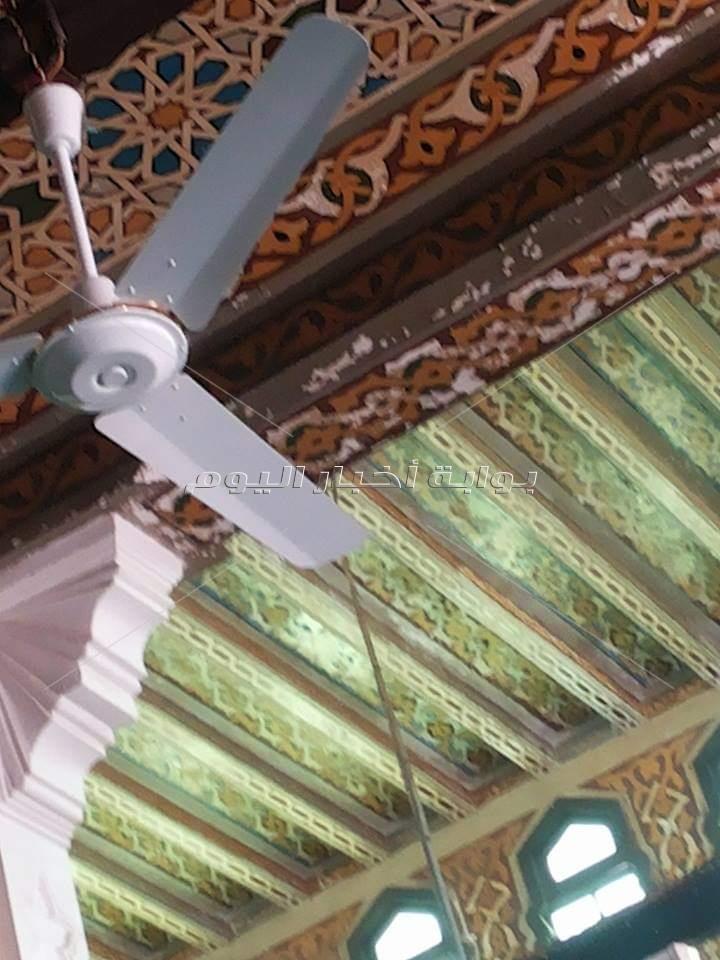 الإهمال يهدد مسجد العارف بالله سيدي شبل الأسود بالانهيار